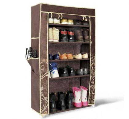 """Тканевый шкаф для обуви """"Лето"""""""
